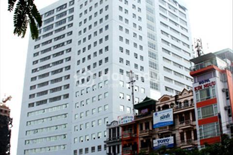 Cho thuê tòa nhà văn phòng VTC Online Tam Trinh 300m2, 500m2, 1000m2
