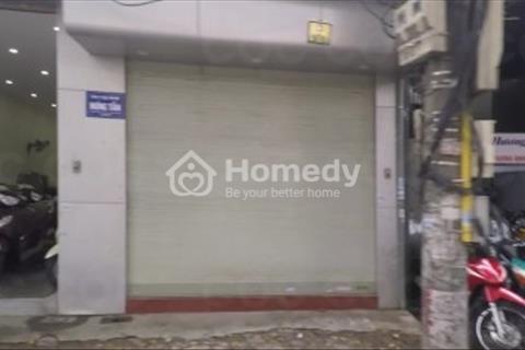 Cho thuê nhà kinh doanh mặt phố số 583 Trương Định