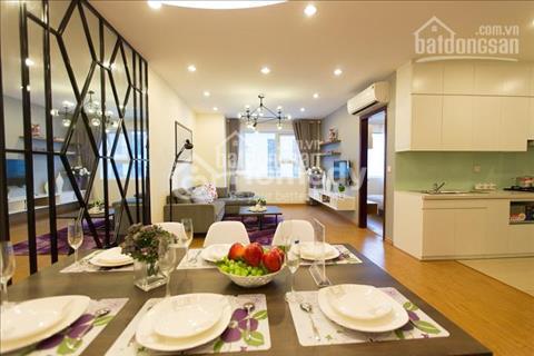 Cho thuê căn hộ 2 phòng ngủ, 2 vệ sinh, chung cư Hồ Gươm Plaza, đủ đồ, giá 8 triệu/tháng
