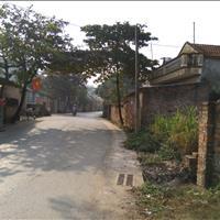 Bán đất Minh Trí, Sóc Sơn, Hà Nội, 1440m2, mặt tiền, đường đẹp