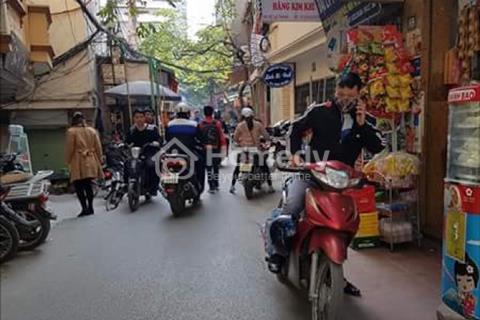 Bán đất mặt ngõ Trần Bình, ô tô tránh, kinh doanh, 39m đất, mặt tiền 3,8m, chỉ 4,2 tỷ
