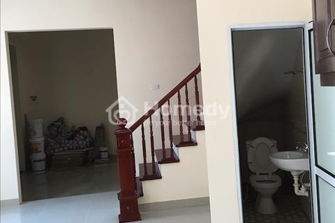 Nhà 4 tầng ô số 33 liền kề 10 đô thị Đại Thanh, Thanh Trì, Hà Nội, gara ô tô riêng, 45m2
