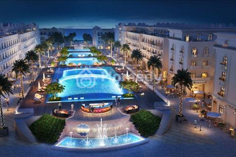 Mở bán khu đẹp nhất nhà phố biển Phú Quốc - 1 căn 14 phòng mặt biển, giao hoàn thiện