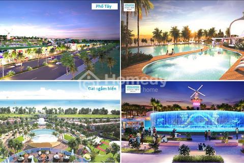 Công bố mở bán 99 nền nhà phố biển nghỉ dưỡng Queen Pearl Mũi Né Ocean View