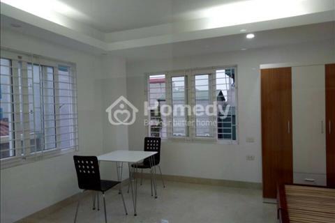 Cho thuê căn hộ chung cư mini đầy đủ nội thất ở 213 Xã Đàn
