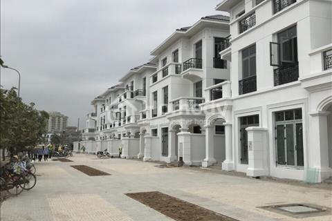 Cho thuê 3 căn nhà phố, Shophouse cạnh nhau khu Hướng Dương 5 tại Vinhomes Riverside The Harmony