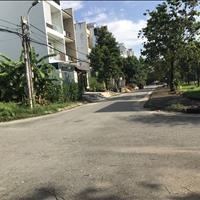 Cần tiền bán gấp lô đất nhà phố khu dân cư ấp 5 Phong Phú, giá tốt nhất khu vực