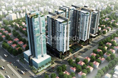 Gold Tower 275 Nguyễn Trãi, 10 suất ngoại giao chiết khấu 400 triệu, tặng 2 năm phí dịch vụ.