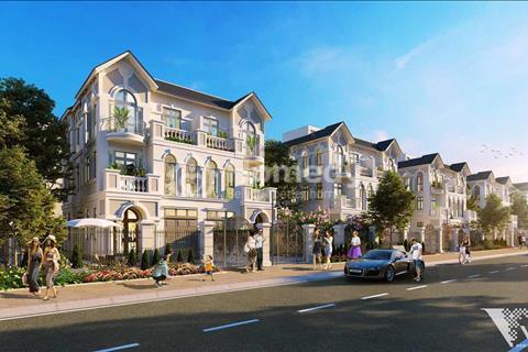 Biệt thự song lập Nguyệt Quế -  Đông Nam duy nhất còn lại của dự án Vinhomes Riverside The Harmony