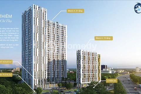 Officetel giá tốt tầng 11, 61m2, thấp hơn thị trường ít nhất 100 triệu tại Centana Thủ Thiêm quận 2