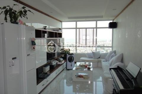 Cho thuê chung cư Đất Phương Nam, Chu Văn An, Bình Thạnh diện tích 105m², 2 phòng ngủ, 2 vệ sinh