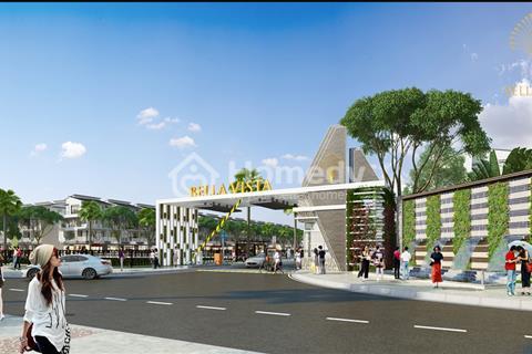 Cần tiền bán nhanh lô đất nền dự án Bella Vista siêu rẻ giá 319 triệu