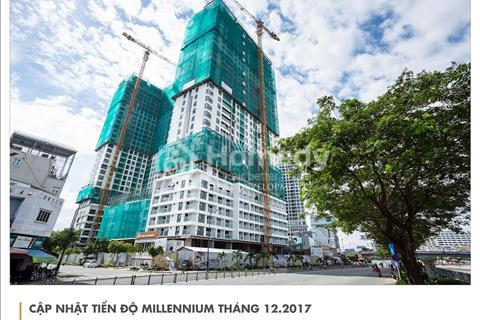 Cần sang nhượng lỗ căn hộ 3 phòng ngủ Millennium 3 hướng view đẹp