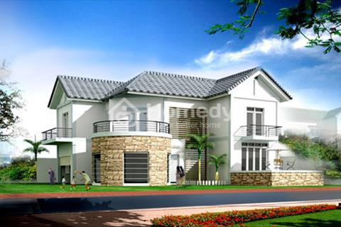Bán đất biệt thự 372m2 khu đô thị Thanh Hà Cienco 5 - Mường Thanh, mặt đường 25m