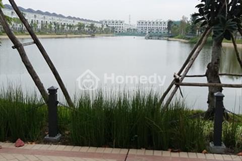 Cần bán gấp nhà phố khu Lake View Quận 2 100m2, 12.5 tỷ, bên hông hồ trung tâm