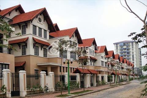 Gia đình cần cho thuê gấp biệt thự tại Làng Việt Kiều Châu Âu 150m2 x 3 tầng, giá 45 triệu/tháng