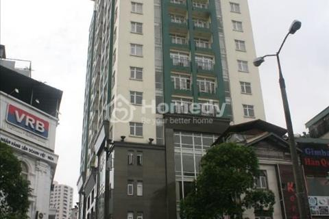 Cho thuê văn phòng tòa DMC Tower số 535 Kim Mã, quận Ba Đình