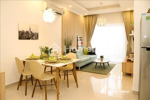 Bán căn hộ mặt tiền Kinh Dương Vương, đối diện ubnd Bình Tân 1,4 tỷ/2 phòng ngủ, thanh toán chỉ 18%