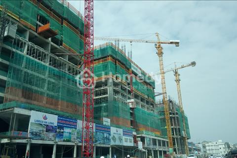 Sở hữu căn hộ chung cư 2 - 3 phòng ngủ tại trung tâm thành phố Hạ Long, cách cột đồng hồ 300m