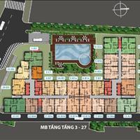 Bán căn hộ 700 triệu lời ngay 200 triệu - thanh toán 2 năm - Carillon 7 Tân Phú
