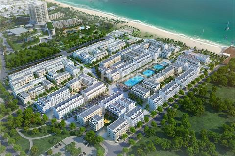 Nhà phố Waterfront Phú Quốc - mở bán khu đẹp nhất với giá gốc gồm 14 phòng/căn cách biển 70m