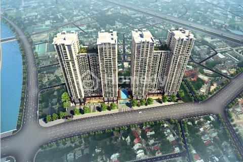 Chính chủ cho thuê căn hộ 72m2, thiết kế 2 phòng ngủ, 2 vệ sinh, giá 7.5 triệu/tháng