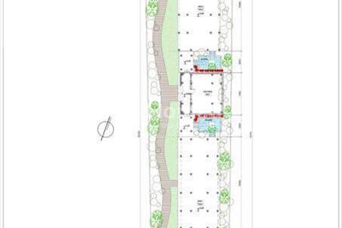 Cho thuê biệt thự vườn đường nguyễn Xiển, Q9, thuận tiện ở, làm VP, dt hơn 1400m2 giá 39tr/th