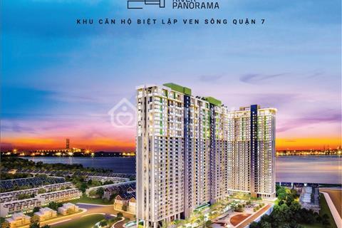 Mini Penthouse xanh ngay Phú Mỹ Hưng, ven sông giá chỉ từ  4,2 tỷ, thanh toán 1% mỗi tháng
