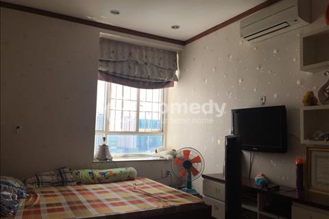 Cho thuê căn hộ Hoàng Anh Gold House, 2 phòng ngủ, nội thất đầy đủ