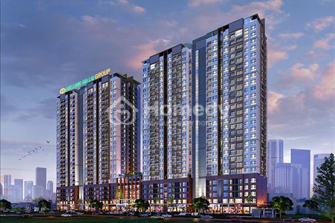 Penthouse Golden Land Quận 7 view toàn thành phố chỉ 19,2 triệu/m2 (VAT), 208m2, tặng sân thượng
