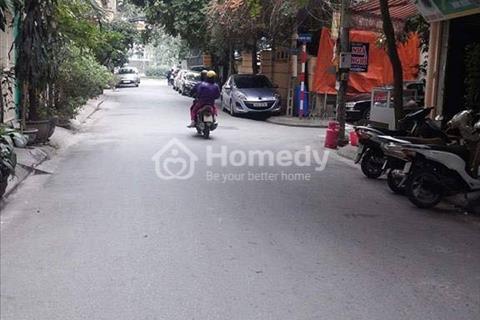 Mặt phố Nguyễn Chính - Tân Mai 85m2 x 4 tầng, mặt tiền 4m, mới, lô góc kinh doanh, hơn 7 tỷ