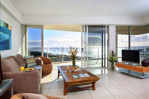 Bán các căn hộ sân vườn Sky Garden view biển Bãi Sau cực đẹp để nghỉ dưỡng
