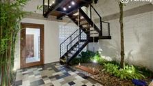 Choáng ngợp ngôi nhà đẹp như khách sạn ở ngoại ô Sài Gòn