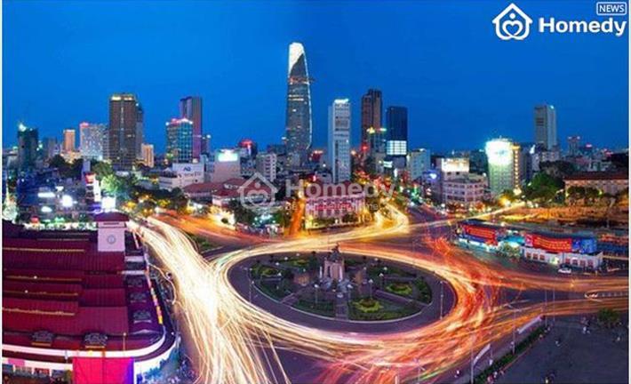 Bất động sản cho thuê TP HCM: khả năng tăng giá đứng thứ 3 Thế giới