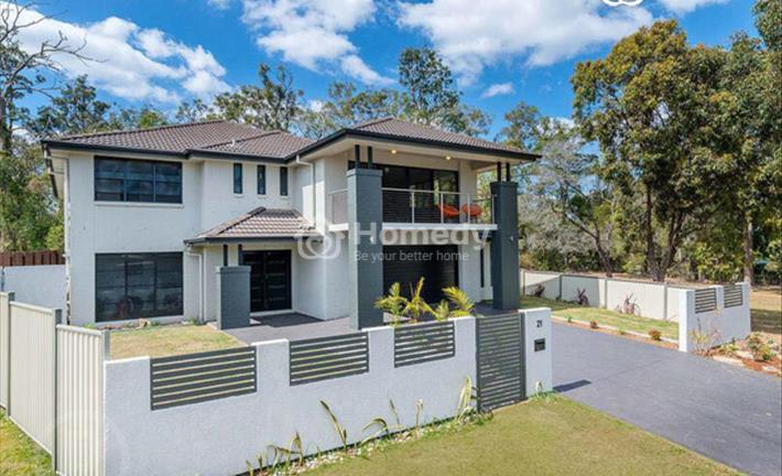 Chồng cũ Phi Thanh Vân tậu biệt thự siêu đẹp ở Úc