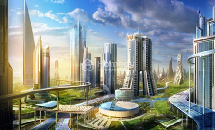 Điểm danh những điểm nổi bật tại dự án Vinhomes Smart City Nguyễn Trãi