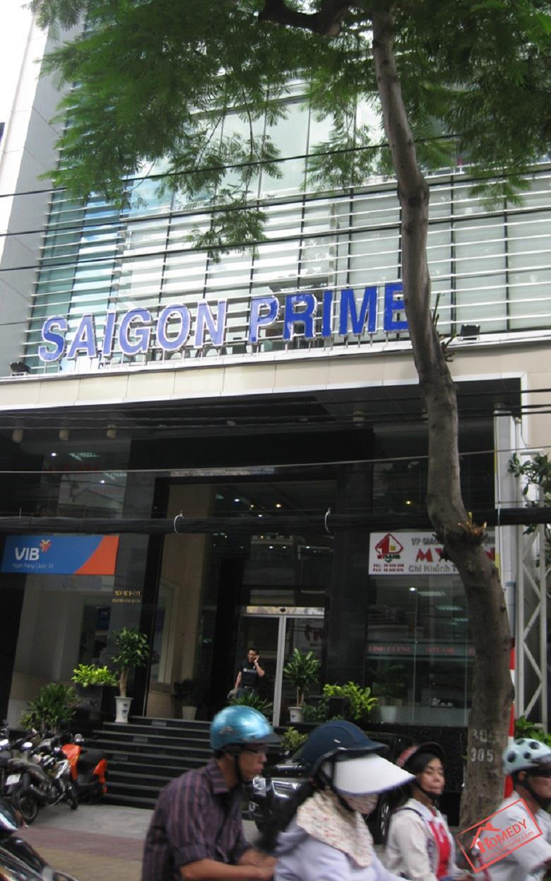 Tong quan toa van phong saigon prime building