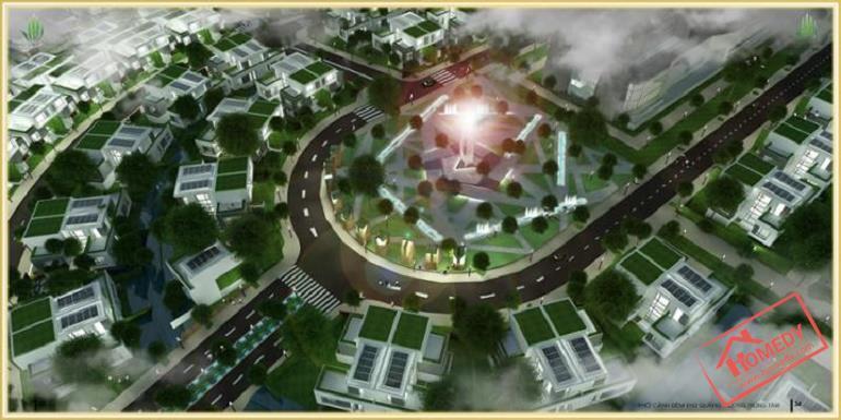 phoi canh khu do thi phu cat city