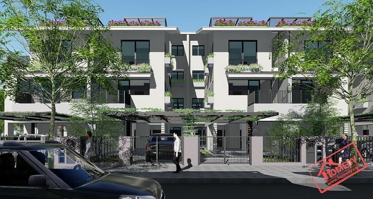 phoi canh khu song lap sd 5 iris homes