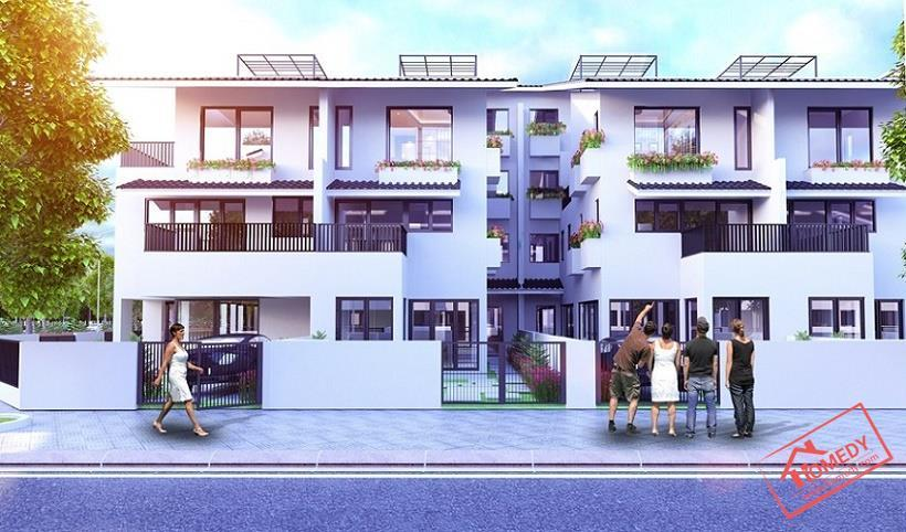SD 5 - Iris Homes