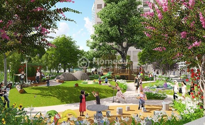 """Đầu tư một """"mái nhà xanh"""" cho con cuộc sống an lành"""